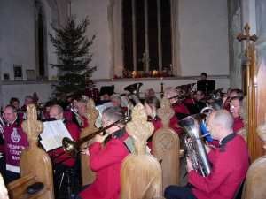 The Chelmsford Salvation Army Band