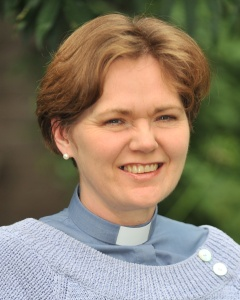 Rev Caroline Brown